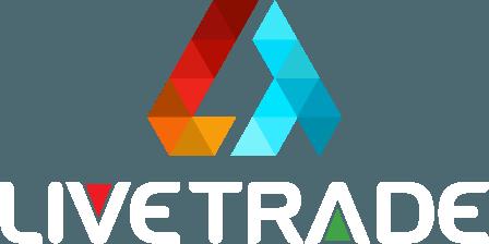 LiveTrade logo - video