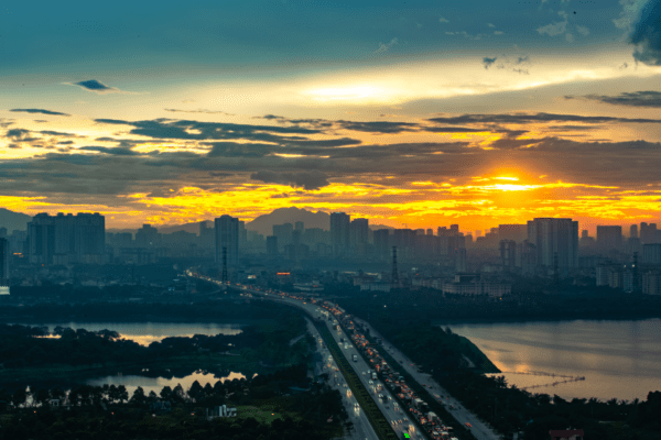 Vietnam's GDP is still growing positively